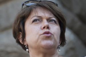 Татяна Дончева: ДПС НЕ Е ВЪН ОТ ВЛАСТТА, ДОКАТО НЕ СЕ РАЗКЪСАТ ОБРЪЧИТЕ Й ОТ ФИРМИ!